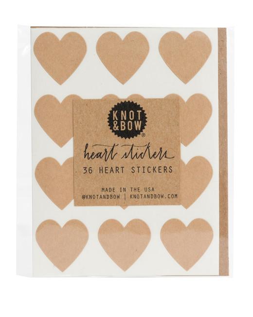 Knot & Bow: Kraft Heart