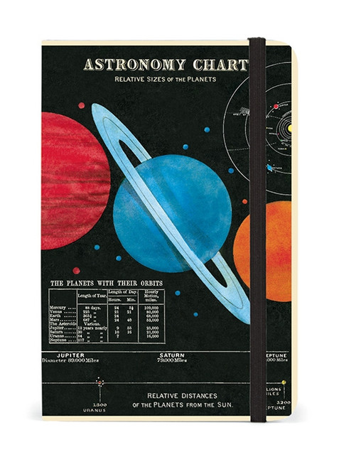 Cavallini & Co: Astronomy Notebook