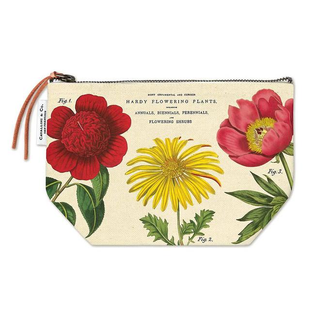 Cavallini & Co: Botanica Vintage Pouch