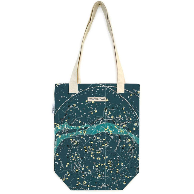 Cavallini & Co: Celestial Tote Bag