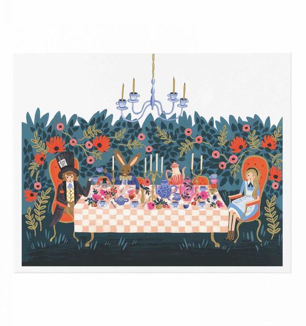 Rifle Paper Co: Tea Party Art Print