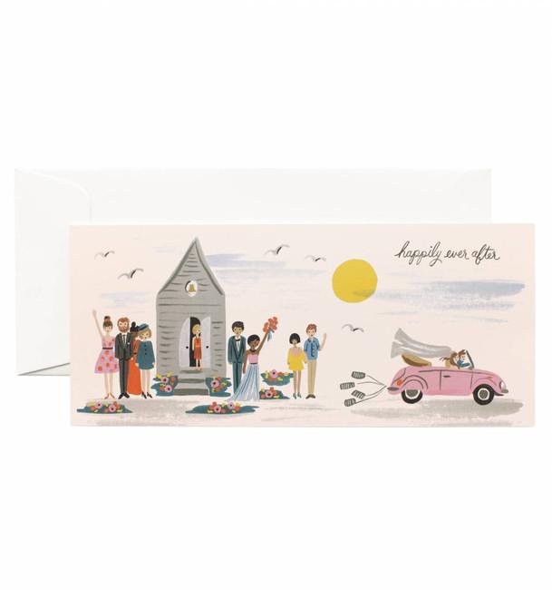 Rifle Paper Co: Wedding Send Off No. 10 Card