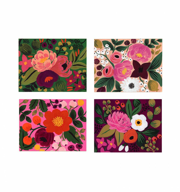 Rifle Paper Co: Vintage Blossom Card Set