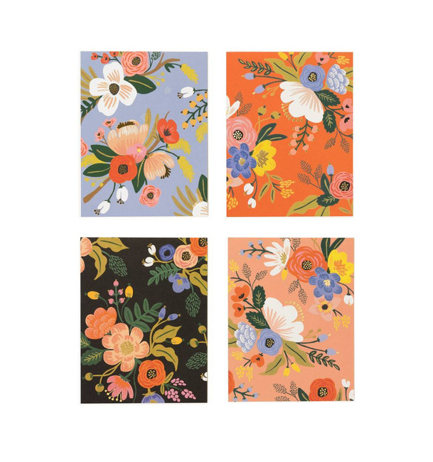 Rifle Paper Co: Lively Floral Card Set