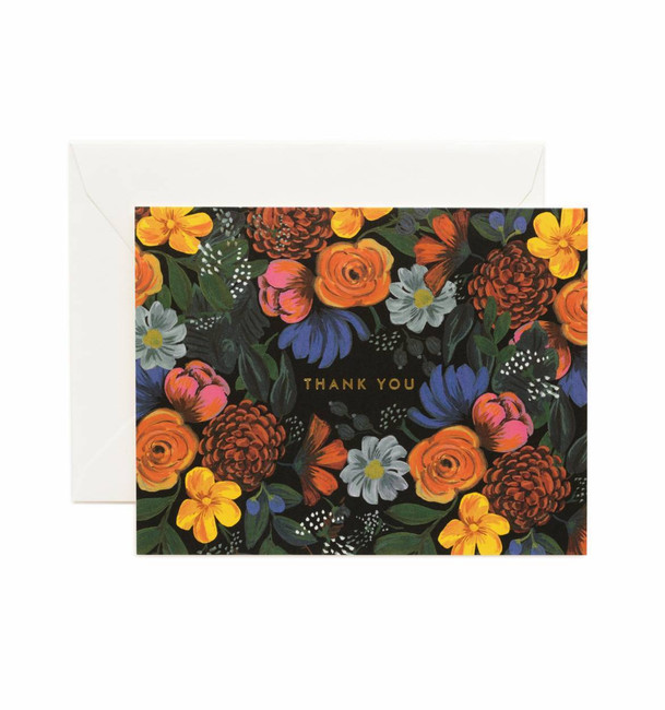 Rifle Paper Co: Odette Thank You Card
