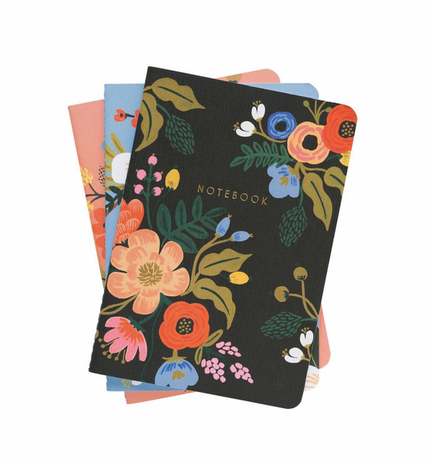Rifle Paper Co: Lively Floral Notebooks