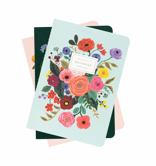 Rifle Paper Co: Garden Party Notebooks