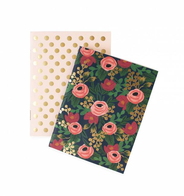 Rifle Paper Co: Rosa Pocket Notebooks