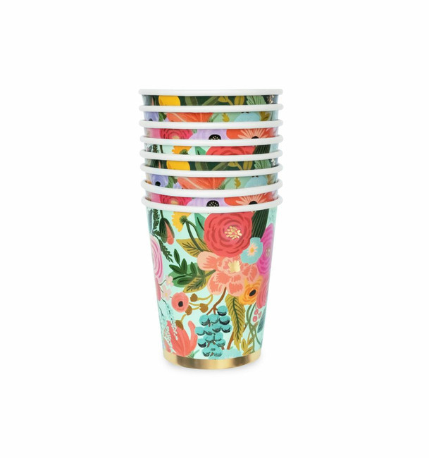 Rifle Paper Co: Garden Party 8 oz Cups