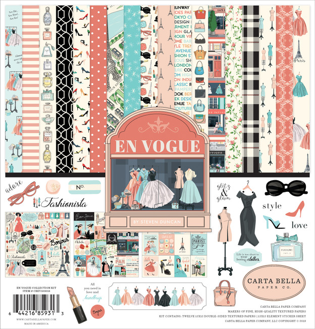 En Vogue: Collection Kit