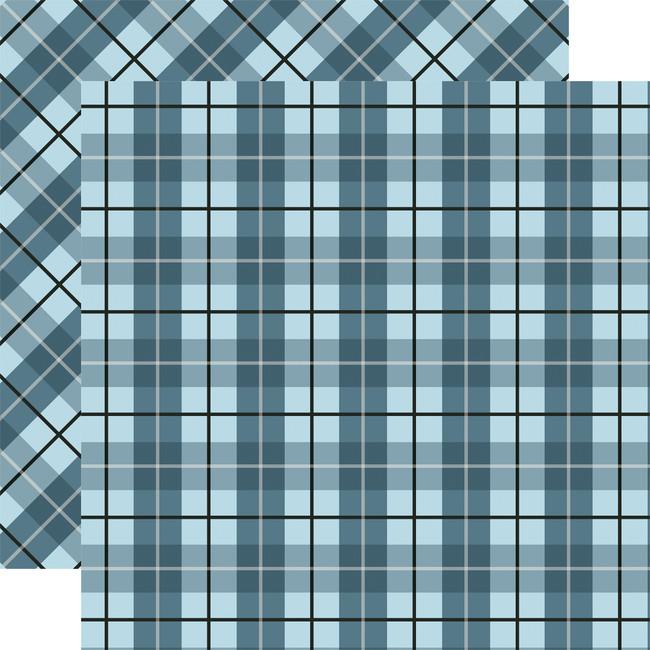 Tartan No. 1: Aberdeen 12x12 Patterned Paper