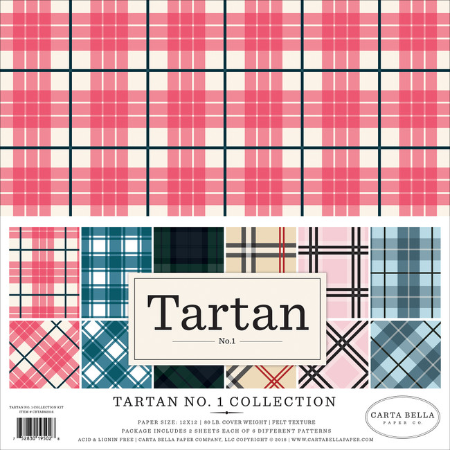 Tartan No. 1: Collection Kit