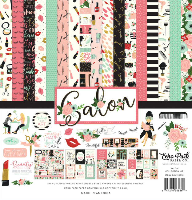 Salon: Collection Kit