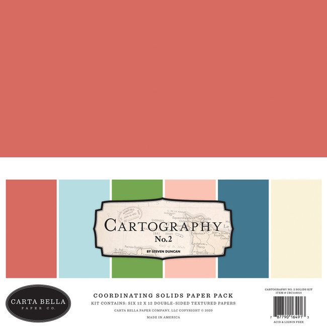 Cartography No. 2: Solids Kit