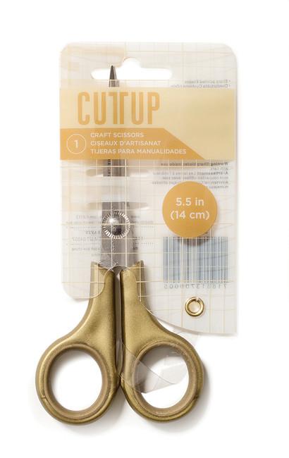 Gold Detail Scissors - Extra Sharp
