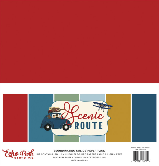 Scenic Route: Solids Kit