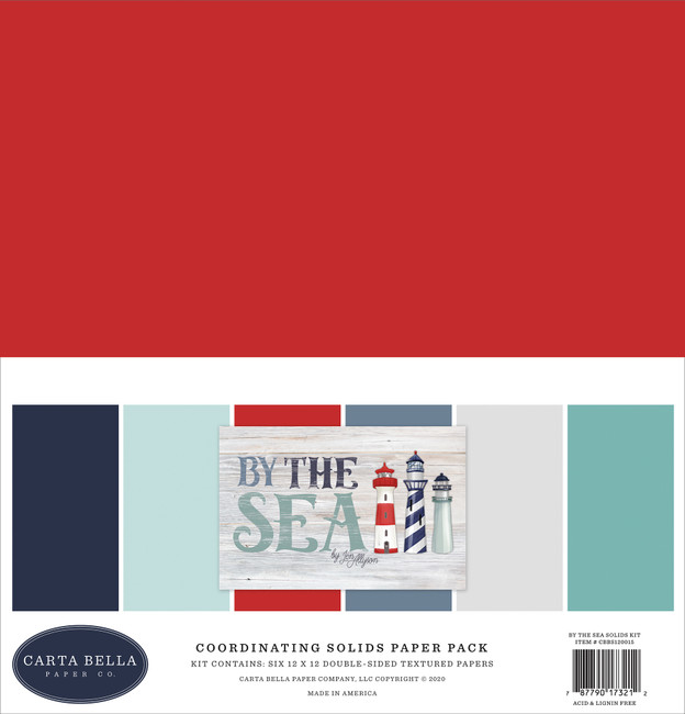 By The Sea: Solids Kit