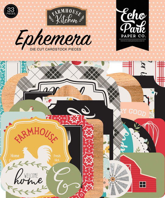 Farmhouse Kitchen: Ephemera