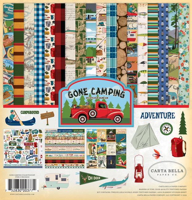 Gone Camping: Collection Kit