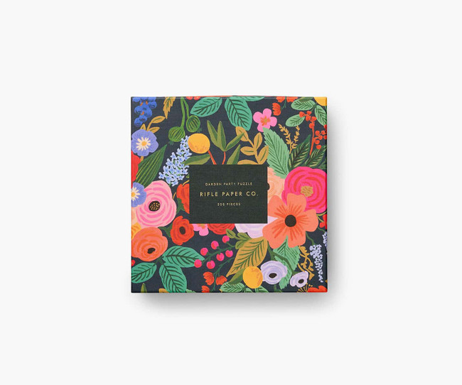 Rifle Paper Co.: Garden Party Jigsaw Puzzle