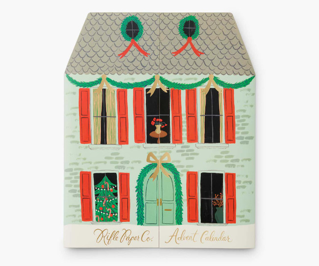 Rifle Paper Co.: Night Before Christmas Advent Calendar