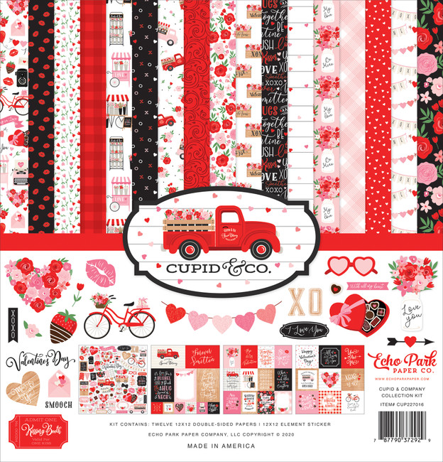 Cupid & Co: Cupid & Co. Collection Kit