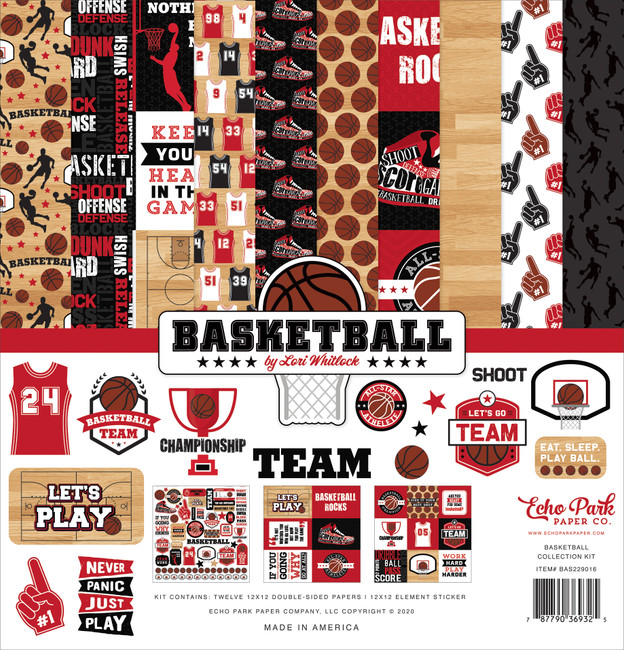 Basketball Collection Kit