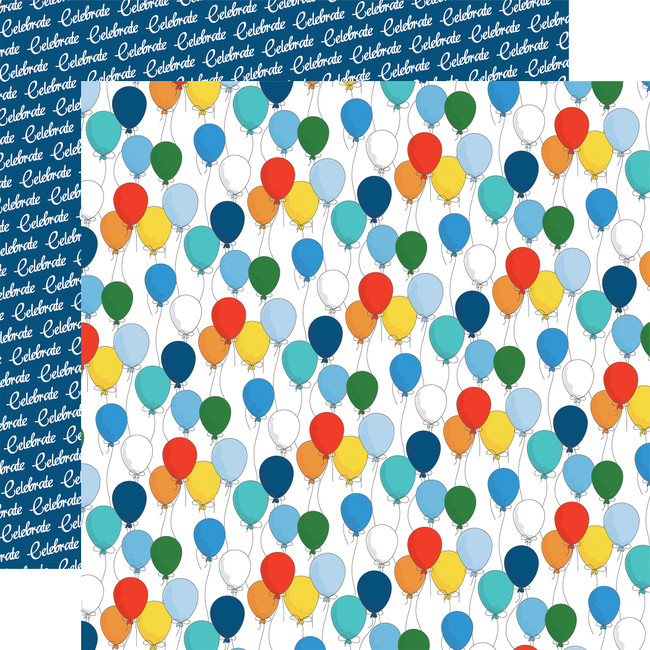 Let's Celebrate: Bunches Of Balloons