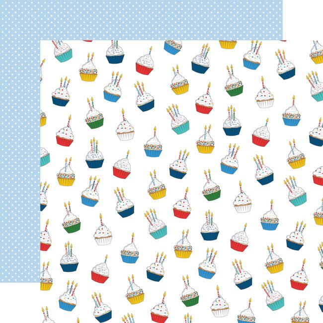 Let's Celebrate: Cupcake Daydream