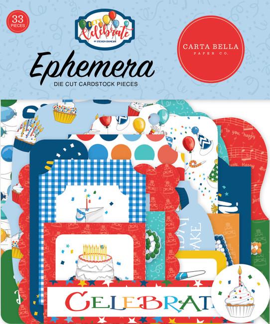 Let's Celebrate: Let's Celebrate Ephemera