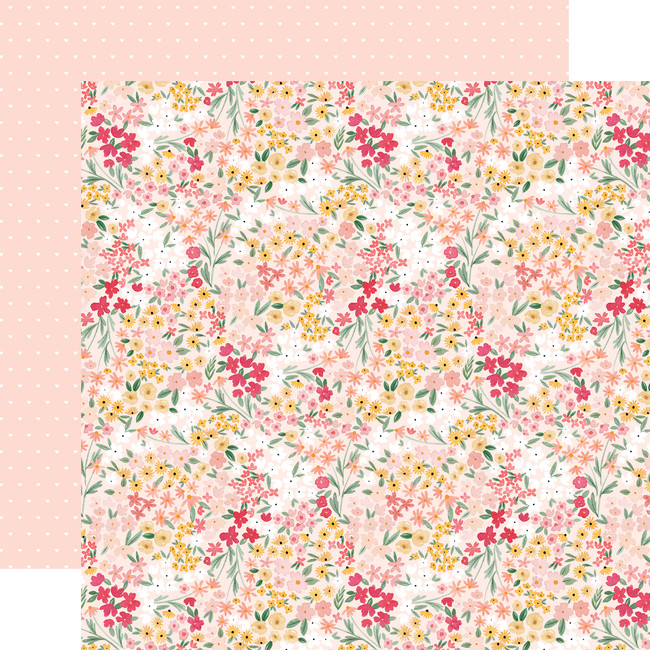 Welcome Baby Girl: Dreamer Floral