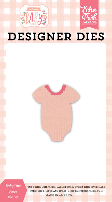 Welcome Baby Girl: Baby One Piece Diet Set