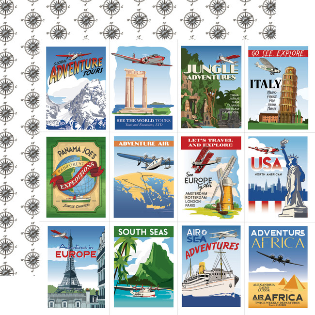 Our Travel Adventure: Travel Posters