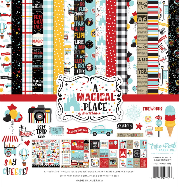 A Magical Place Collection Kit