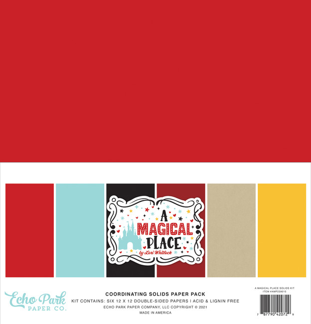A Magical Place: Solids Kit