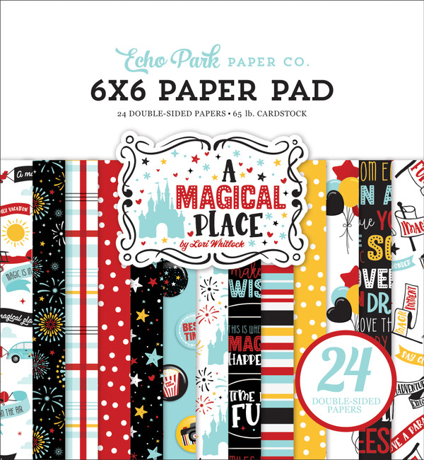 A Magical Place: 6x6 Paper Pad