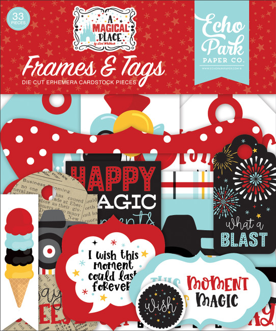 A Magical Place: Frames & Tags