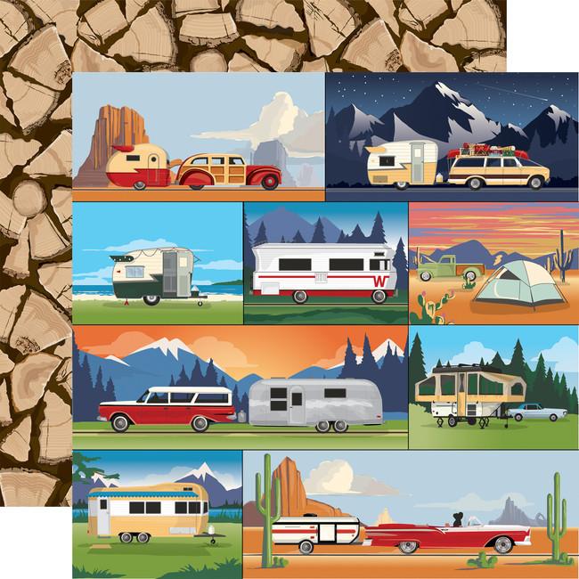 Outdoor Adventures: Camp Trailers
