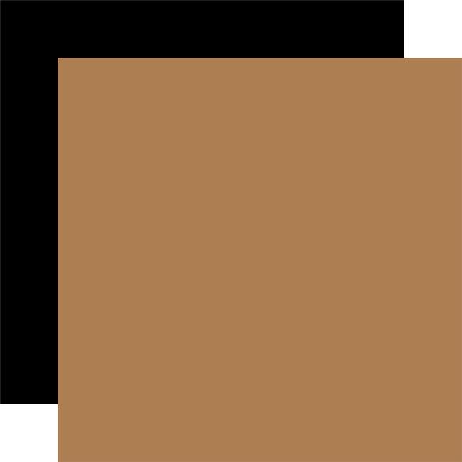 Let's Go Anywhere: Designer Solids - Light Brown/Black