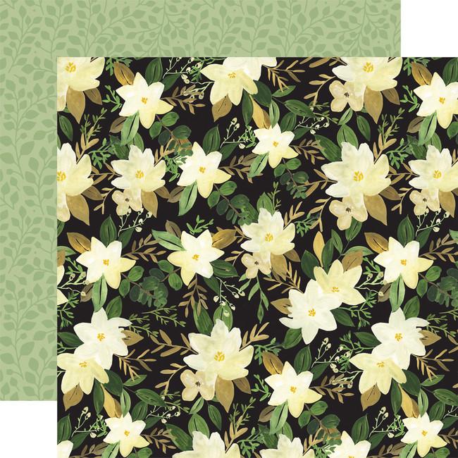 Flora no. 4: Natural Large Floral