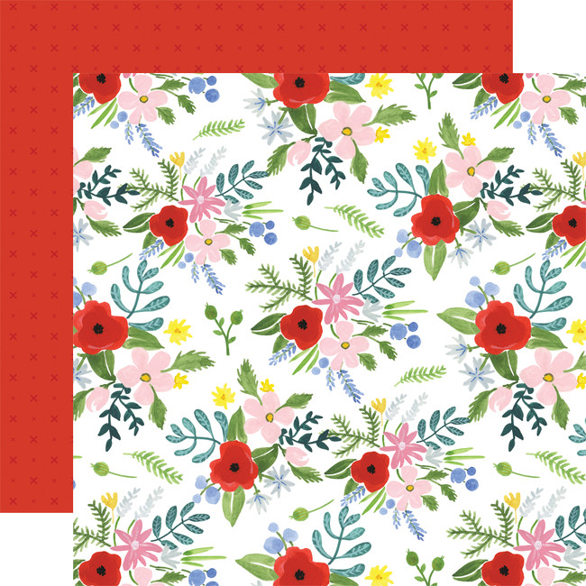 Flora no. 4: Bold Large Floral