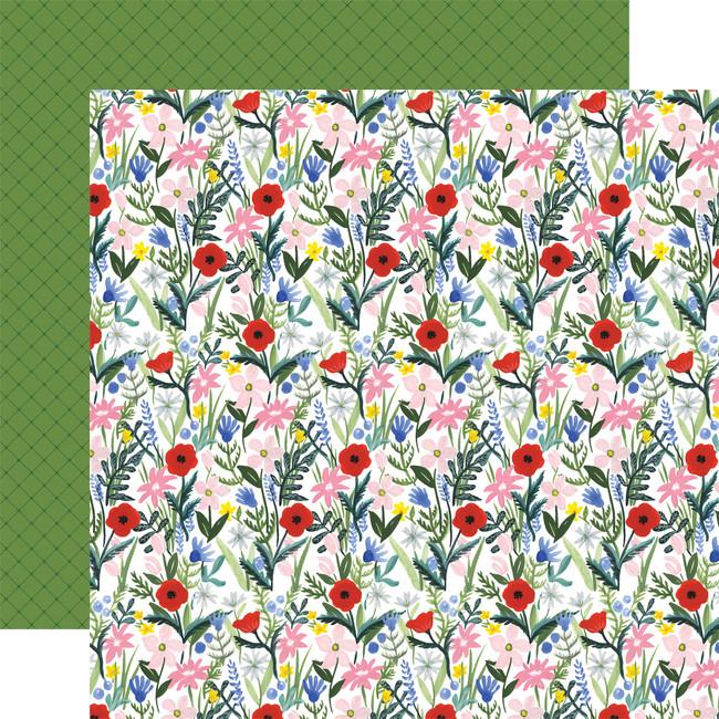 Flora no. 4: Bold Stems