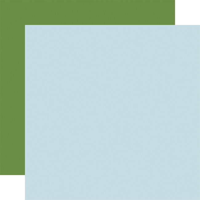 Flora no. 4: Designer Solids - Light Blue/Green