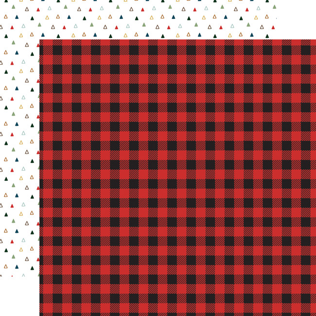 Let's Go Camping: Wild Plaid