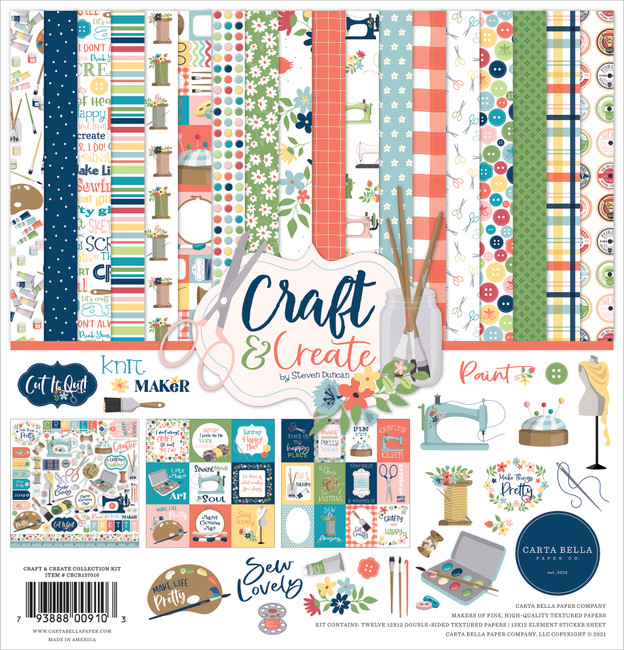 Craft & Create Collection Kit