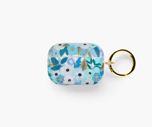 Rifle Paper Co. : AirPods Pro Case Garden Party Blue