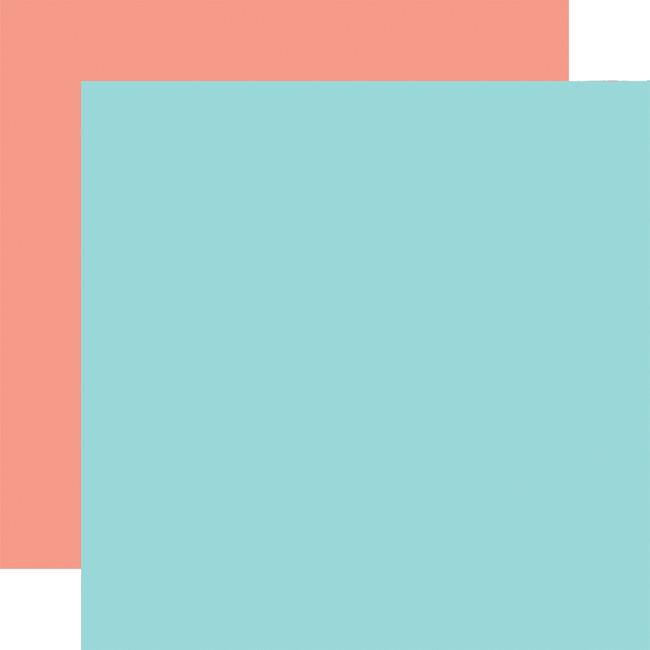 Farmers Market: Designer Solids - Light Blue/Pink