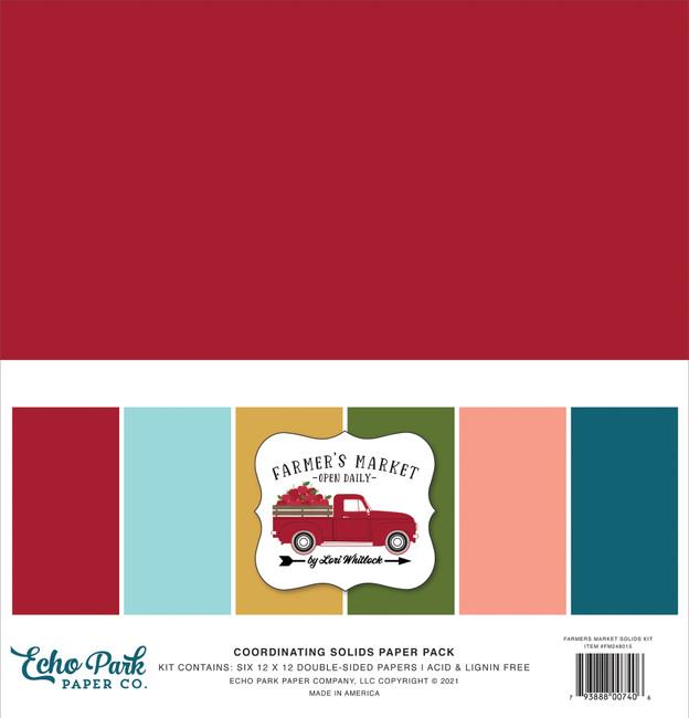 Farmer's Market Solids Kit