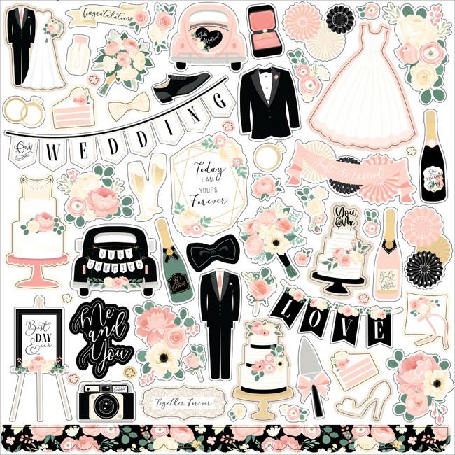 Wedding Element Sticker