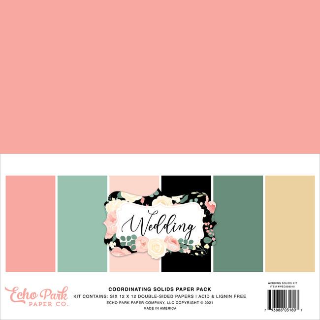 Wedding Solids Kit